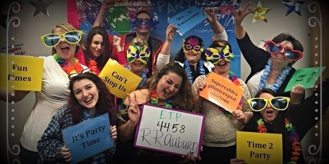 The Great Party Escape: Retiring January 30, 2017