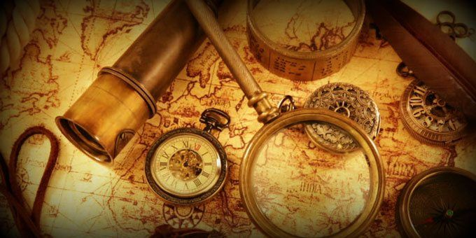 The Study: Mystery of the Hidden Gold | Live Action Escapes, Worcester MA