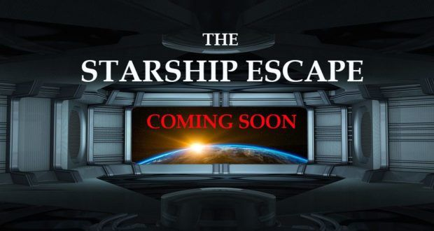 The Starship Escape - Worcester's First and Only Starship Escape Room and Fully Functional Bridge Simulator