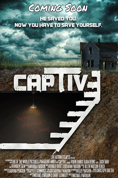 Captive - The Escape Room