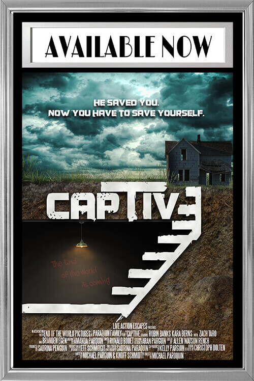 Captive: Can You Escape The Doomsday Bunker?