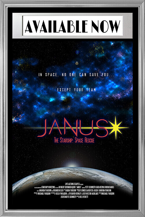 Janus - The Starship Escape Room