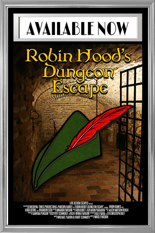 Robin Hood's Dungeon Escape - Available Now