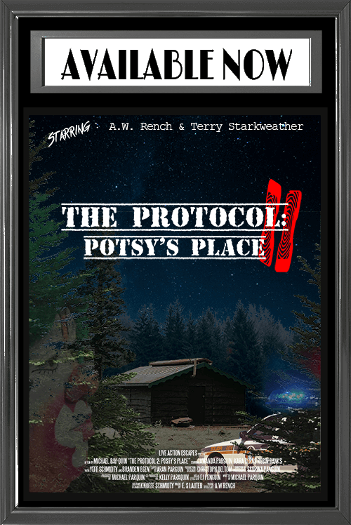 The Protocol 2: Potsy's Place - Can you and your forensics team recreate the crime and find the location of The Puzzlemaster in time?